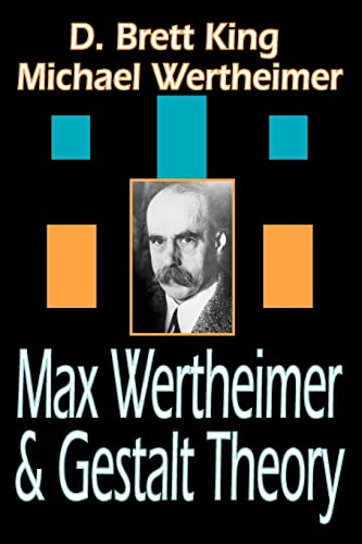 9781412807180: Max Wertheimer and Gestalt Theory