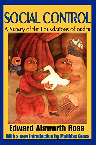 9781412810289: Social Control: A Survey of the Foundations of Order (Law & Society)