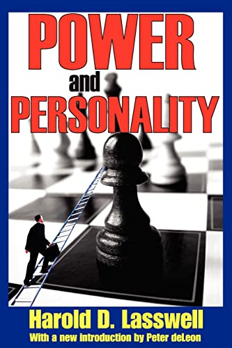 9781412810326: Power and Personality
