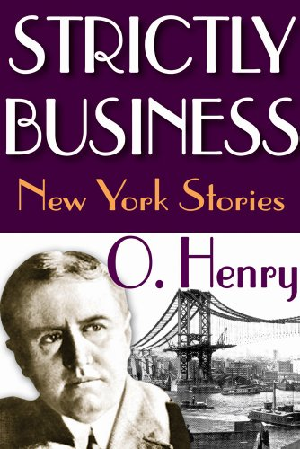 9781412813037: Strictly Business: New York Stories
