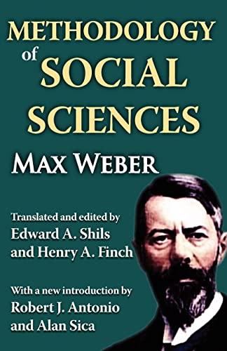 9781412813198: Methodology of Social Sciences