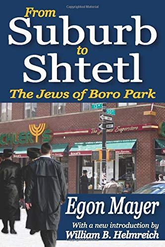 9781412813280: From Suburb to Shtetl: The Jews of Boro Park