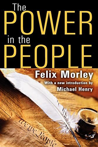 9781412813426: The Power in the People