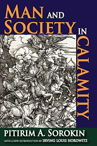 9781412814492: Man and Society in Calamity