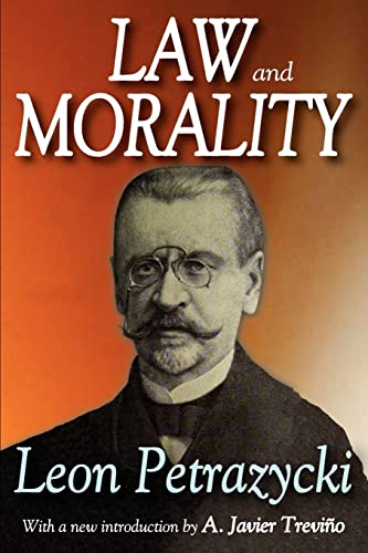 9781412814690: Law and Morality (Law & Society)