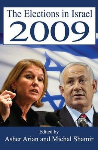 9781412814782: The Elections in Israel 2009