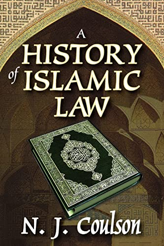 9781412818551: A History of Islamic Law