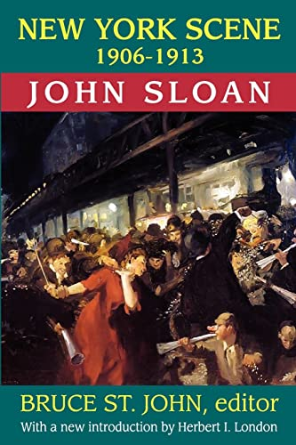 New York Scene: 1906-1913: Sloan, John