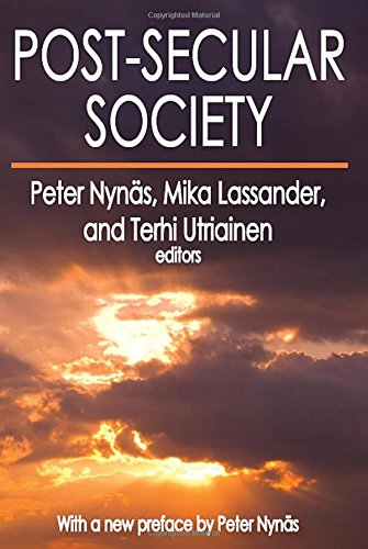 9781412846103: Post-Secular Society
