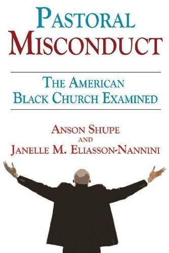 9781412847780: Pastoral Misconduct: The American Black Church Examined