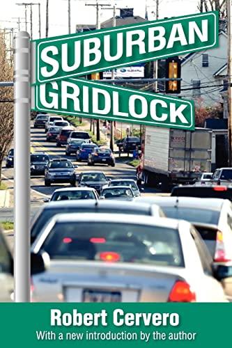 9781412848688: Suburban Gridlock