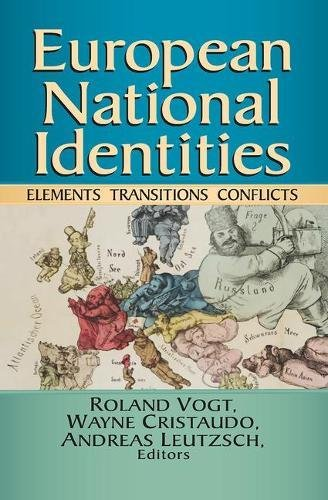 9781412852685: European National Identities: Elements, Transitions, Conflicts