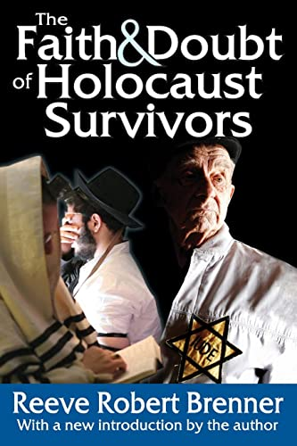 9781412852975: The Faith and Doubt of Holocaust Survivors (Jewish Studies)