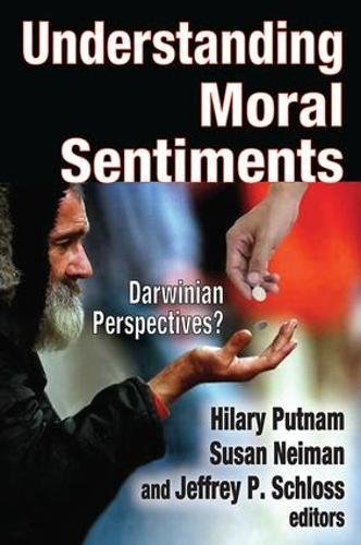Understanding Moral Sentiments: Darwinian Perspectives?