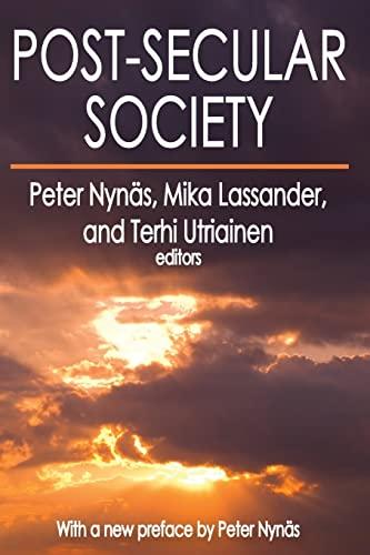 9781412854825: Post-Secular Society