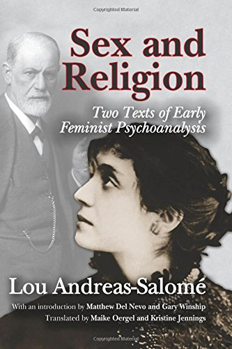 9781412856966: Sex and Religion: Two Texts of Early Feminist Psychoanalysis