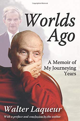 9781412862752: Worlds Ago: A Memoir of My Journeying Years