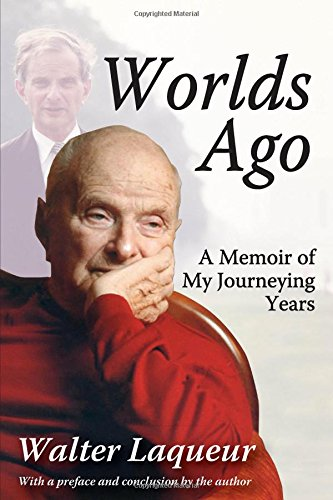 9781412863223: Worlds Ago: A Memoir of My Journeying Years