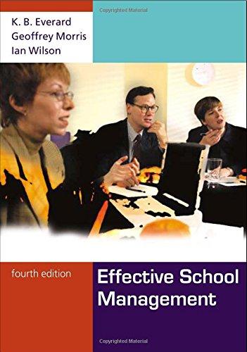 9781412900485: Effective School Management