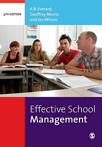 9781412900492: Effective School Management