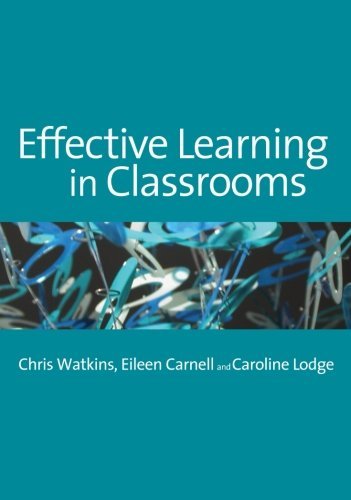 9781412900713: Effective Learning in Classrooms