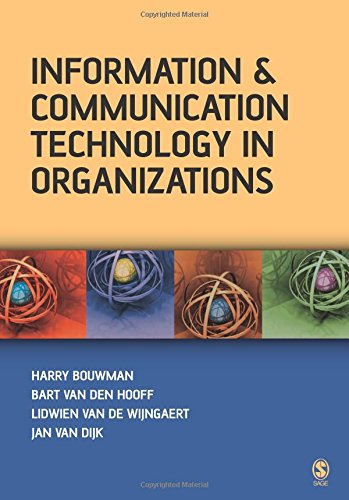 9781412900898: Information and Communication Technology in Organizations: Adoption, Implementation, Use and Effects