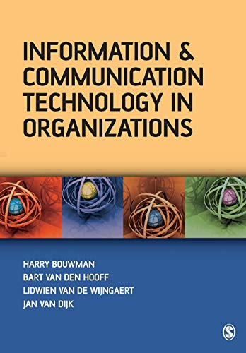 9781412900904: Information and Communication Technology in Organizations: Adoption, Implementation, Use and Effects