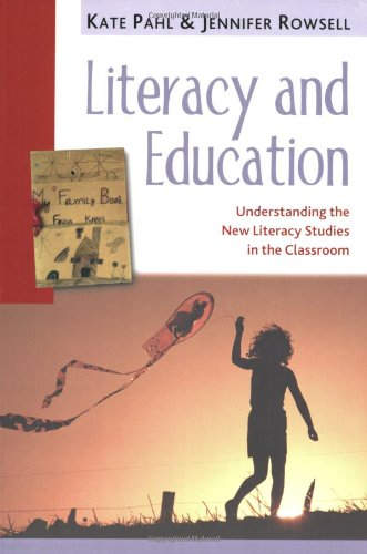 9781412901147: Literacy and Education: Understanding the New Literacy Studies in the Classroom
