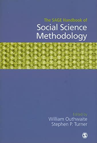 9781412901192: The SAGE Handbook of Social Science Methodology