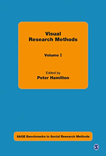 9781412901512: Visual Research Methods (SAGE Benchmarks in Social Research Methods)
