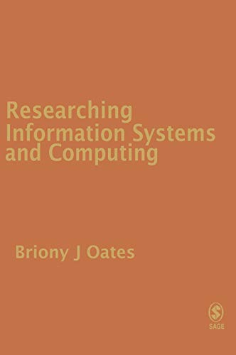 9781412902236: Researching Information Systems and Computing