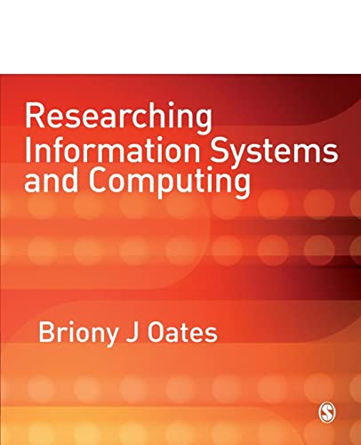 9781412902243: Researching Information Systems and Computing
