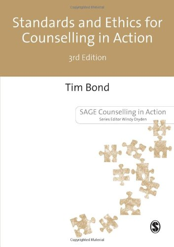 9781412902380: Standards and Ethics for Counselling in Action (Counselling in Action series)