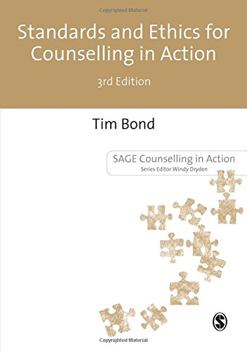 9781412902397: Standards and Ethics for Counselling in Action (Counselling in Action series)