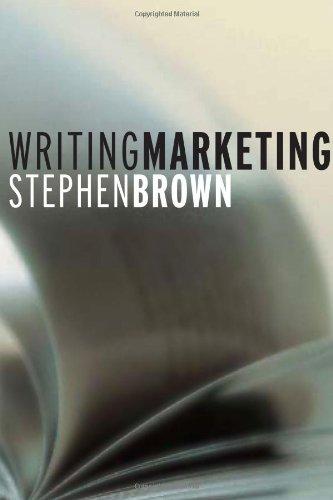 9781412902656: Writing Marketing