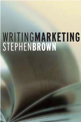 9781412902663: Writing Marketing