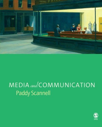 9781412902694: Media and Communication
