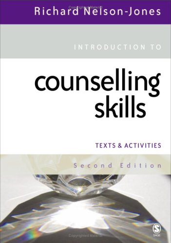 Introduction to Counselling Skills: Texts and Activities (141290272X) by Richard Nelson-Jones