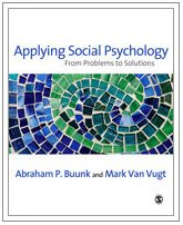 Applying Social Psychology : From Problems to: Abraham P. Buunk;