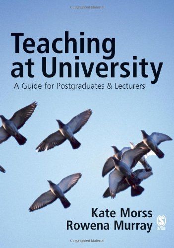 9781412902960: Teaching at University: A Guide for Postgraduates and Researchers (SAGE Study Skills Series)