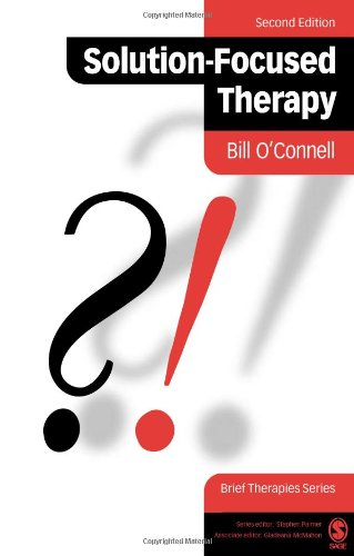 9781412903295: Solution-Focused Therapy (Brief Therapies series)
