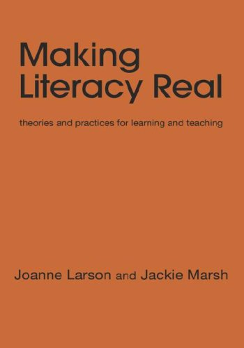 9781412903301: Making Literacy Real: Theories and Practices for Learning and Teaching