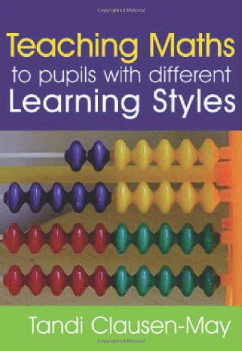 9781412903592: Teaching Maths to Pupils with Different Learning Styles