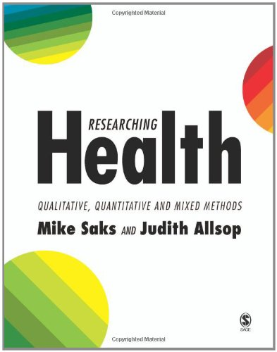 9781412903646: Researching Health: Qualitative, Quantitative and Mixed Methods
