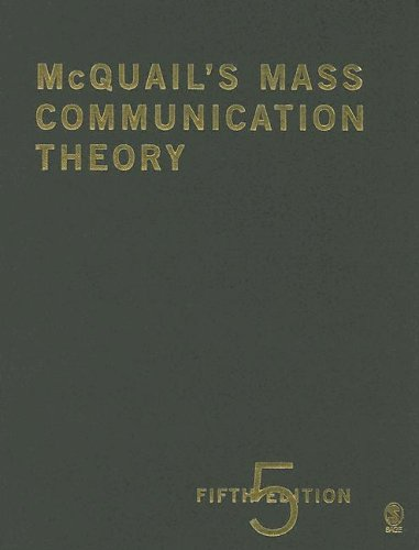 9781412903714: Mcquail's Mass Communication Theory