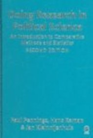 9781412903769: Doing Research in Political Science: An Introduction to Comparative Methods and Statistics