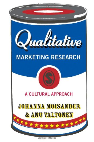 9781412903806: Qualitative Marketing Research: A Cultural Approach (Introducing Qualitative Methods series)