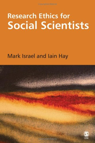 9781412903899: Research Ethics for Social Scientists