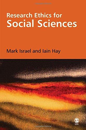 9781412903905: Research Ethics for Social Scientists