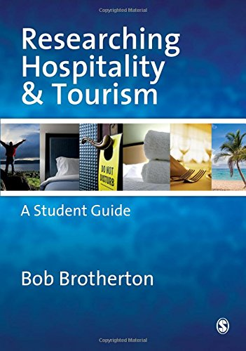 9781412903929: Researching Hospitality and Tourism: A Student Guide